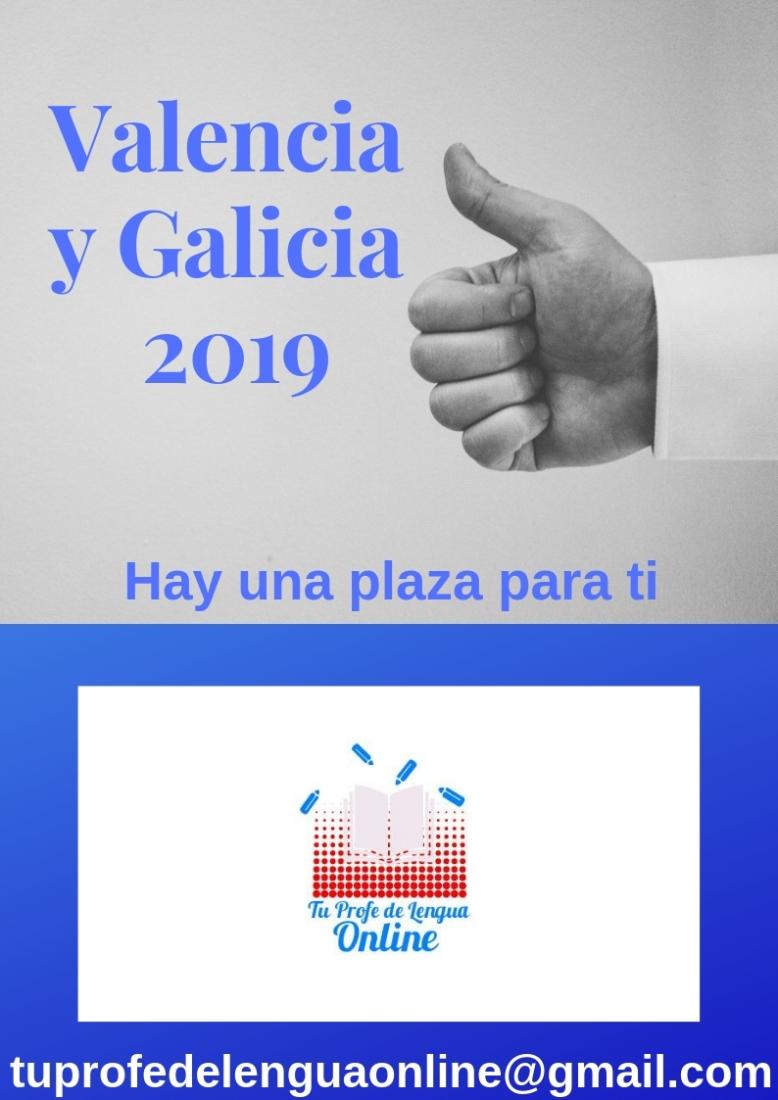 GALICIA y VALENCIA 201